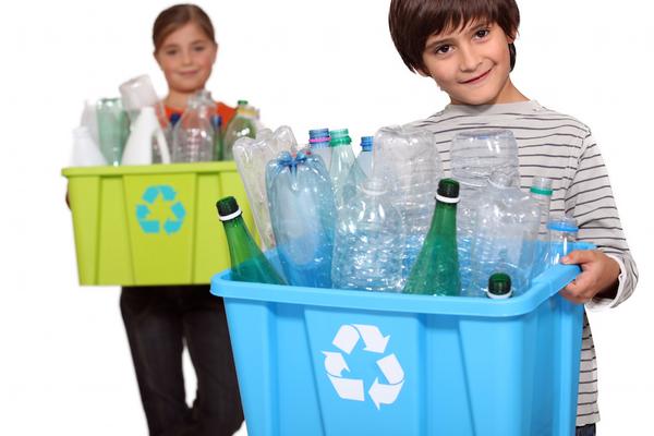 Genbrug  COLOURBOX8113761 formindsket